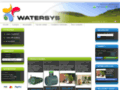 Notre site internet watersys.fr